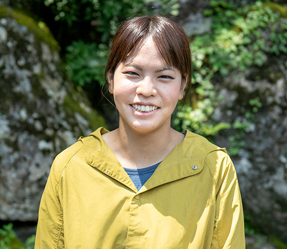 Mizuguchi ボルダリングのメッカ・御岳で1 Day Trip with マウンテンハードウェア