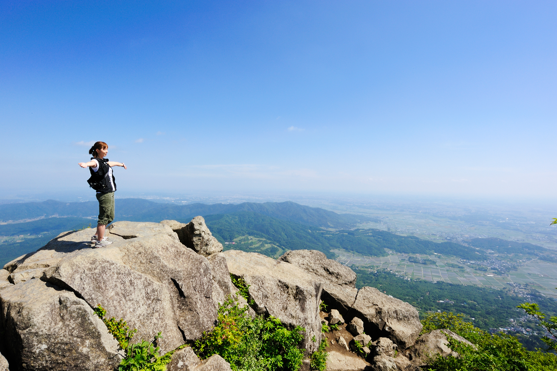 01-3 ビギナーにもおすすめ!日帰りでも楽しめる関東の絶景登山・ハイキングスポット10選