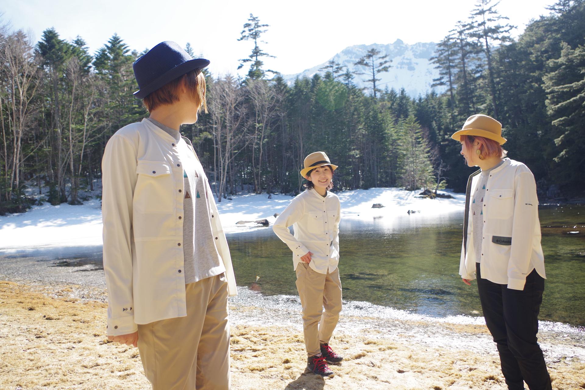 05-1 山を愛するマンガ家・鈴木ともこさんと行く!北八ヶ岳・しらびそ小屋〜コロナ禍で再発見した魅力とは〜