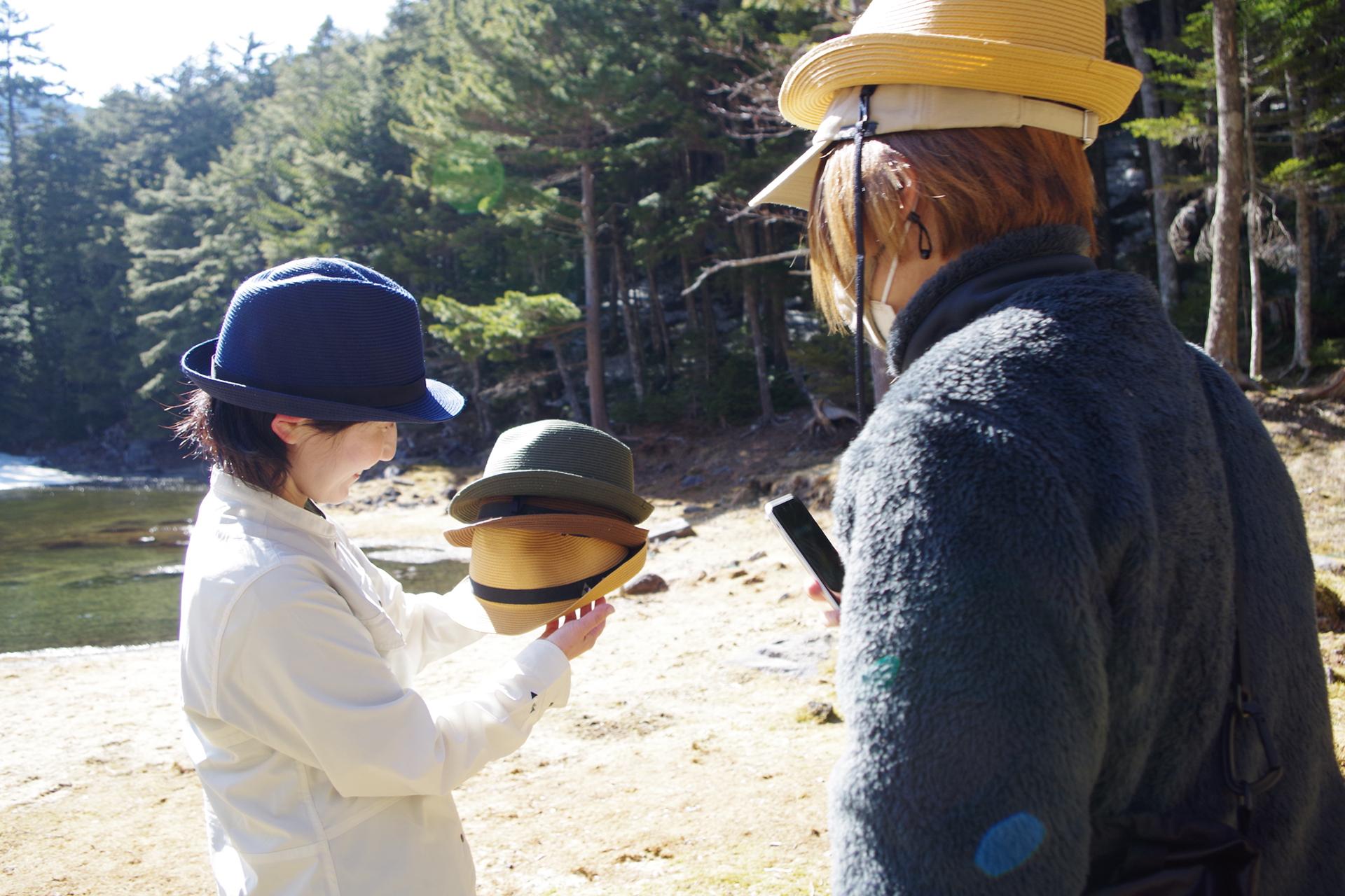 06 山を愛するマンガ家・鈴木ともこさんと行く!北八ヶ岳・しらびそ小屋〜コロナ禍で再発見した魅力とは〜