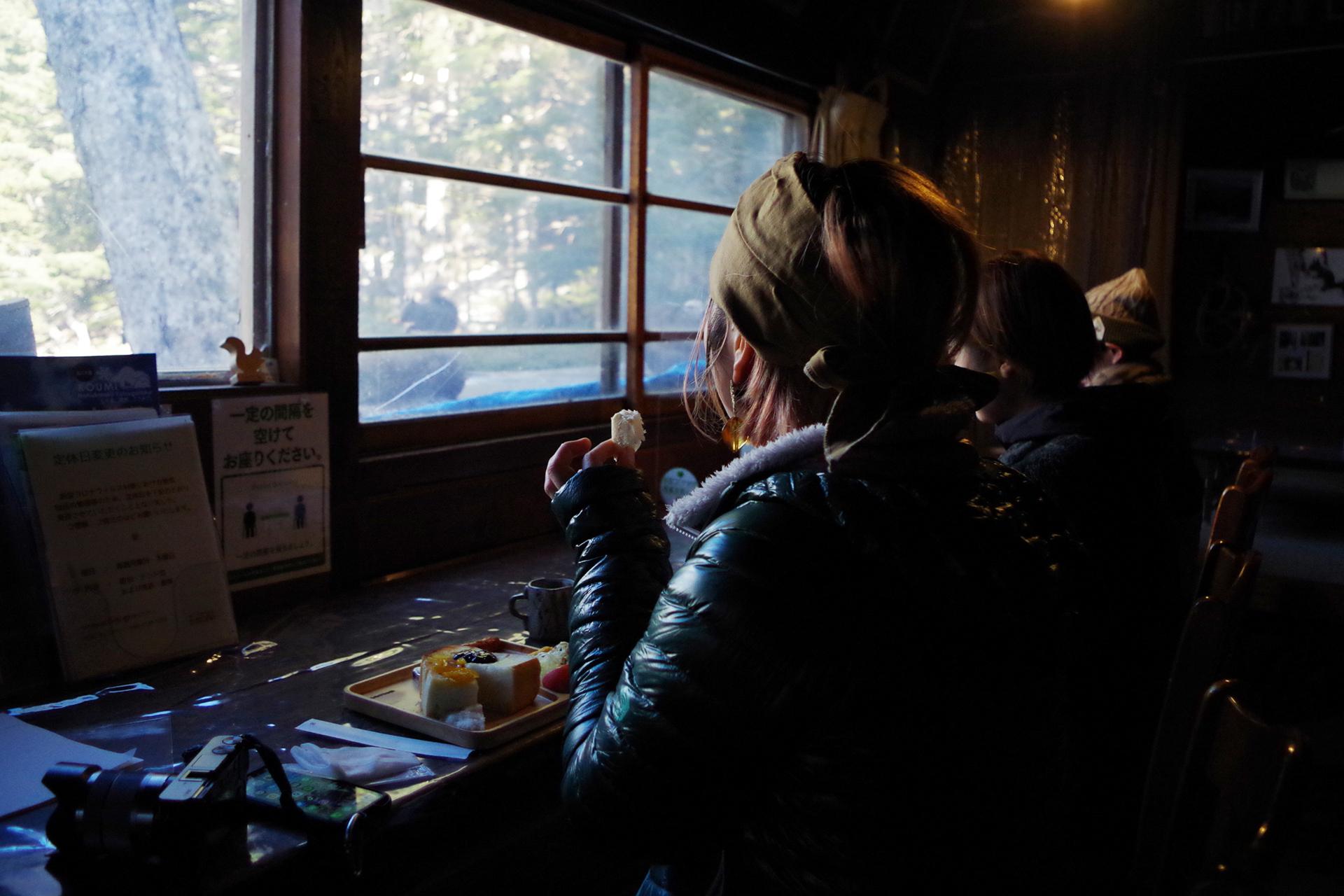 17 山を愛するマンガ家・鈴木ともこさんと行く!北八ヶ岳・しらびそ小屋〜コロナ禍で再発見した魅力とは〜