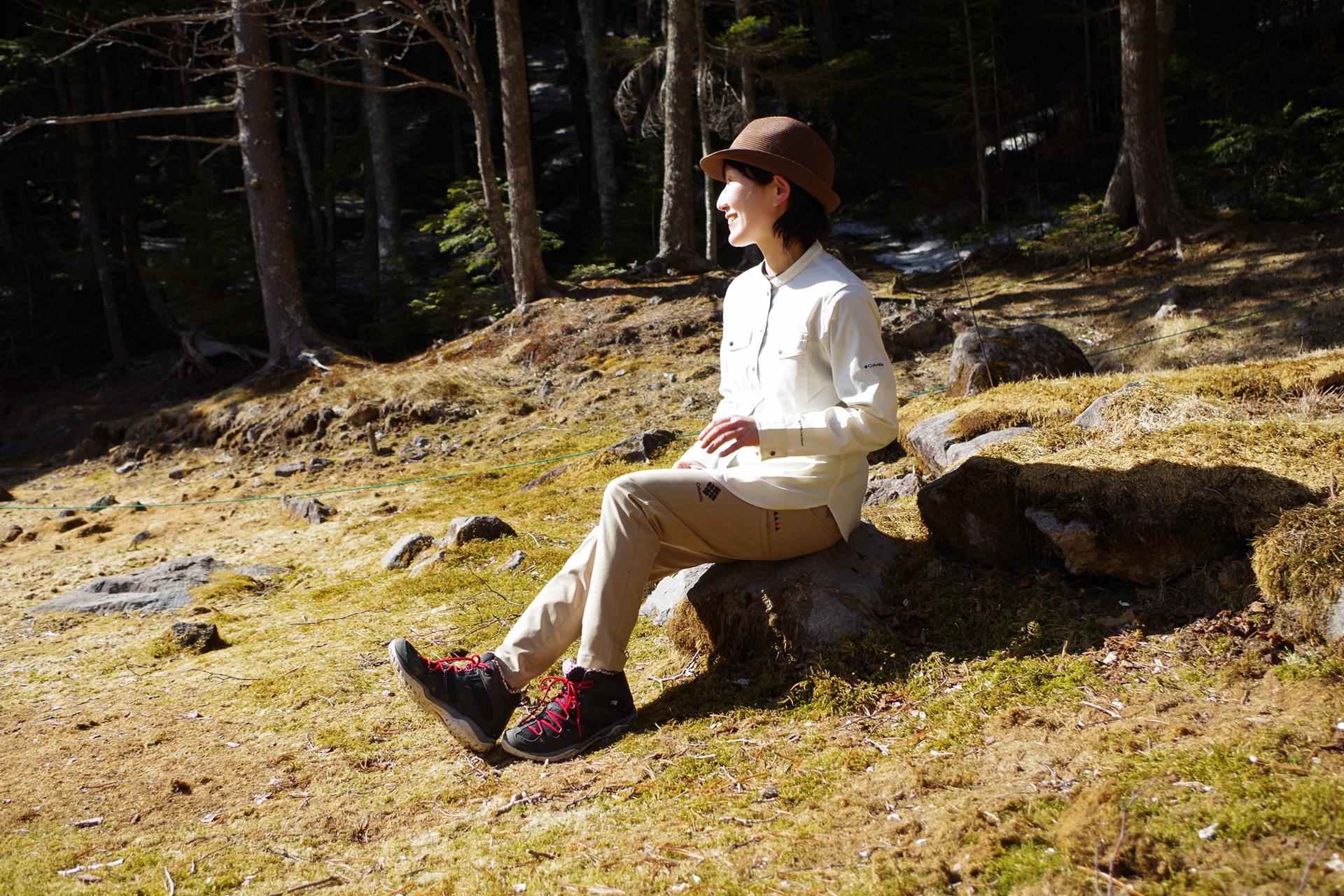 21 山を愛するマンガ家・鈴木ともこさんと行く!北八ヶ岳・しらびそ小屋〜コロナ禍で再発見した魅力とは〜