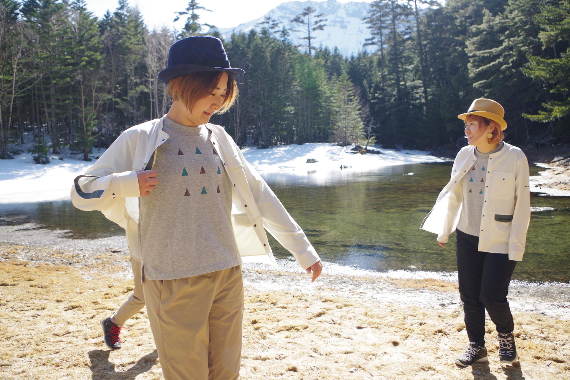 23 山を愛するマンガ家・鈴木ともこさんと行く!北八ヶ岳・しらびそ小屋〜コロナ禍で再発見した魅力とは〜