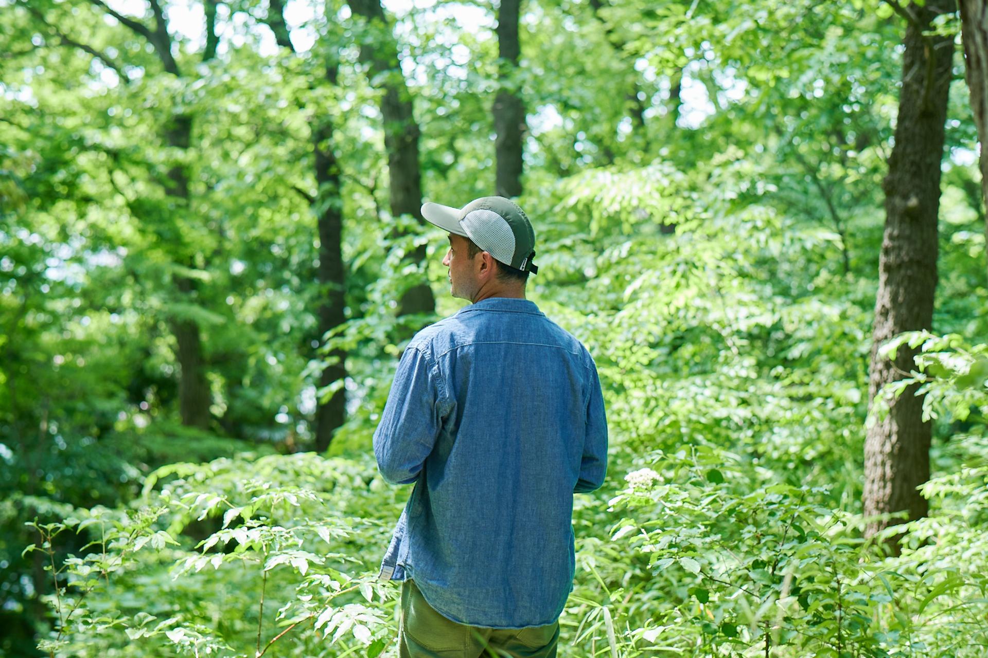 7-1 自然とともに暮らす、ジェリー鵜飼のアウトドアなライフスタイル