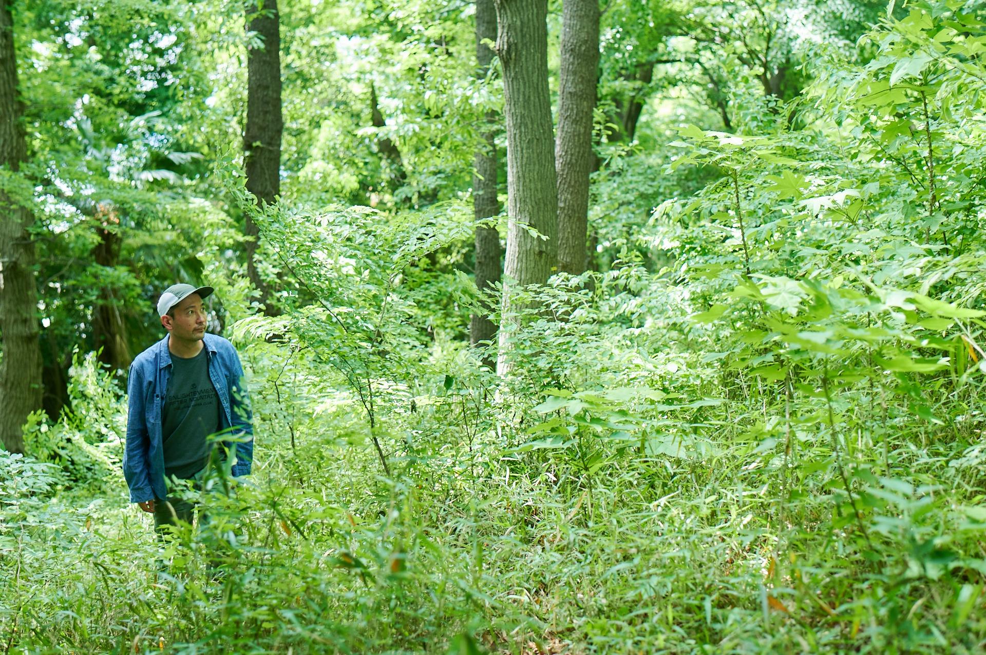 9-1 自然とともに暮らす、ジェリー鵜飼のアウトドアなライフスタイル