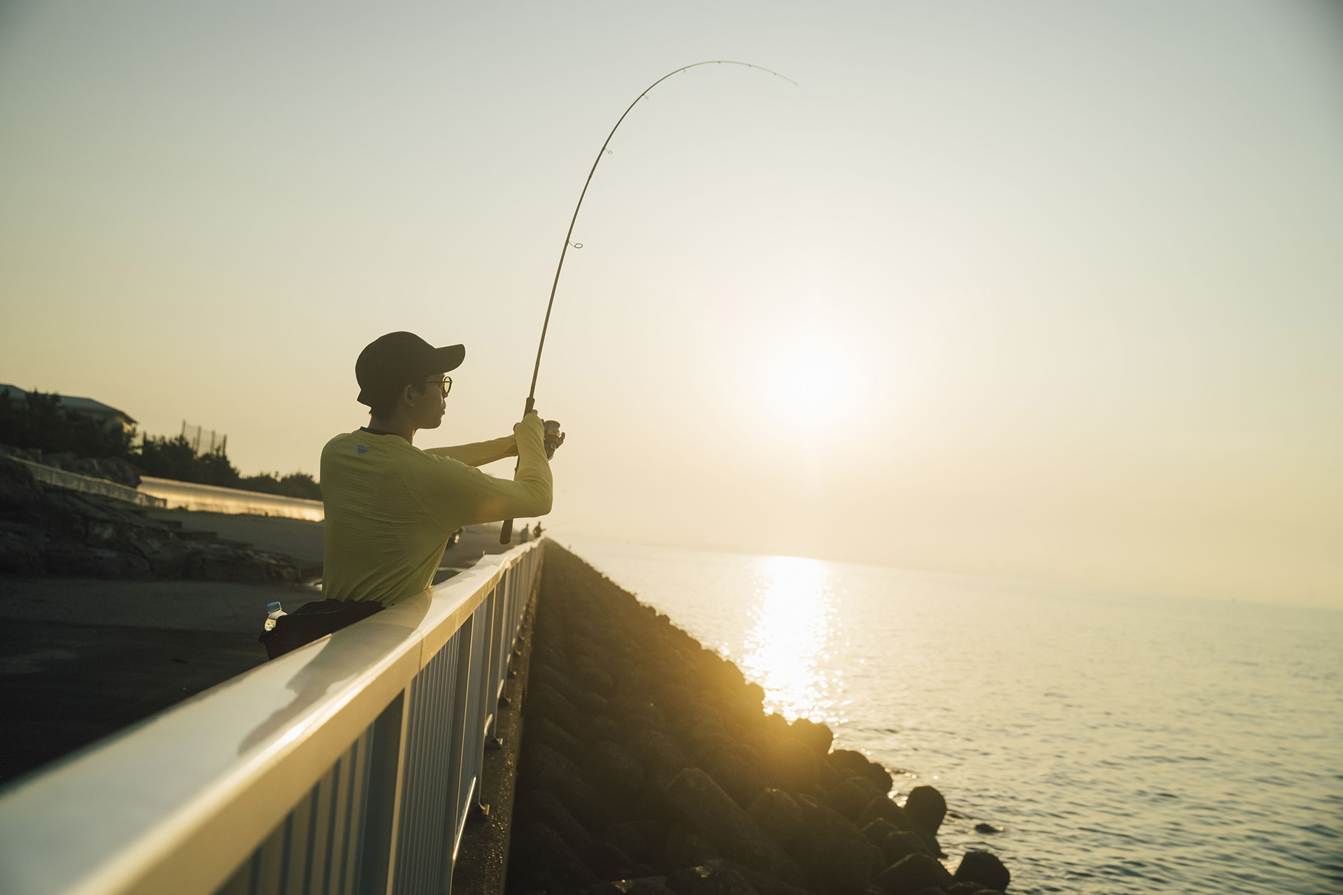 1 Yogee New Waves・粕谷哲司の音楽と釣りを愛するライフスタイル