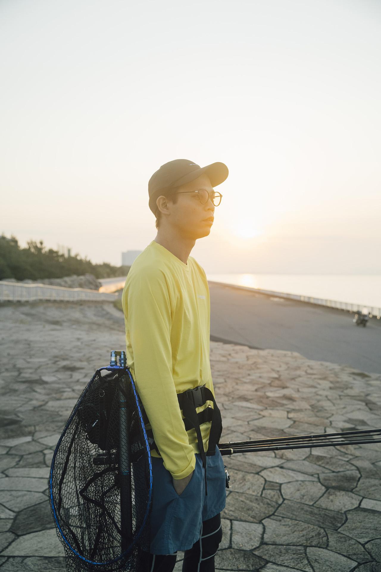 12 Yogee New Waves・粕谷哲司の音楽と釣りを愛するライフスタイル