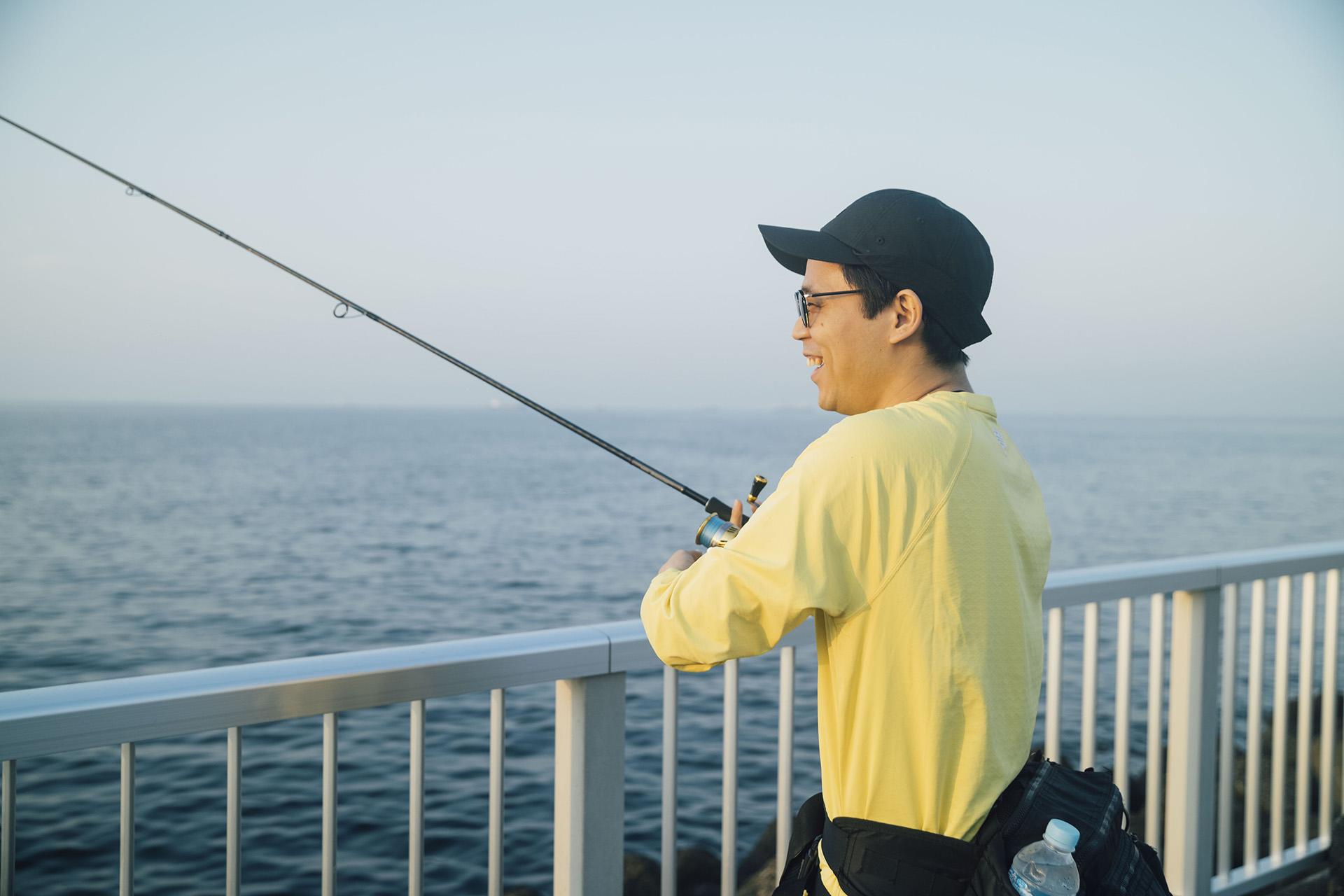 4 Yogee New Waves・粕谷哲司の音楽と釣りを愛するライフスタイル