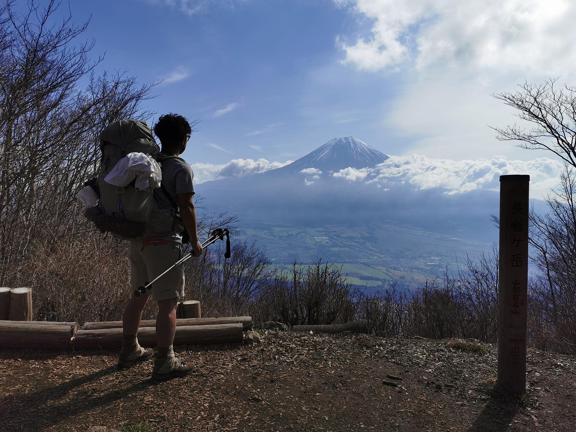 """0_main-1 富士山ロングトレイル・スルーハイカー第1号へ道のり<br>〜第2回 富士山が見せる姿""""トレイル前半編""""〜"""