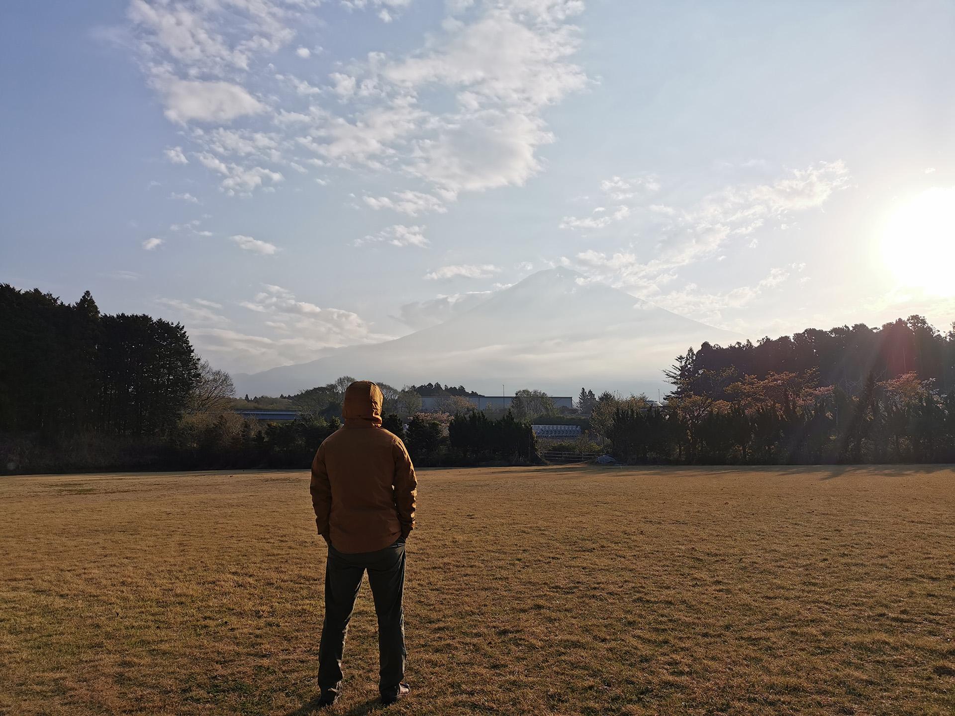 """13-1 富士山ロングトレイル・スルーハイカー第1号へ道のり<br>〜第2回 富士山が見せる姿""""トレイル前半編""""〜"""
