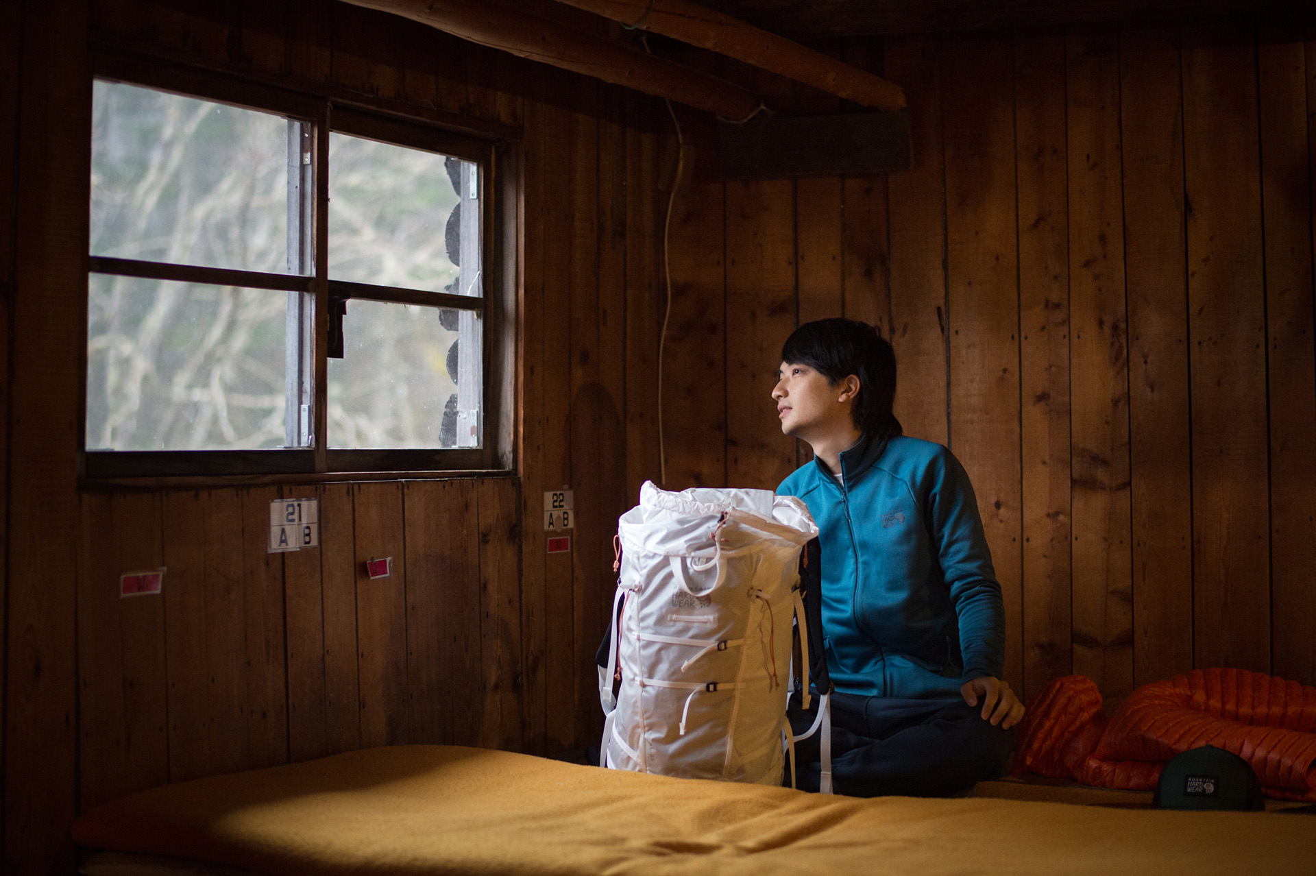 14 エベレストサミッター・伊藤伴が行く。山小屋1泊ハイク in 甲武信ヶ岳