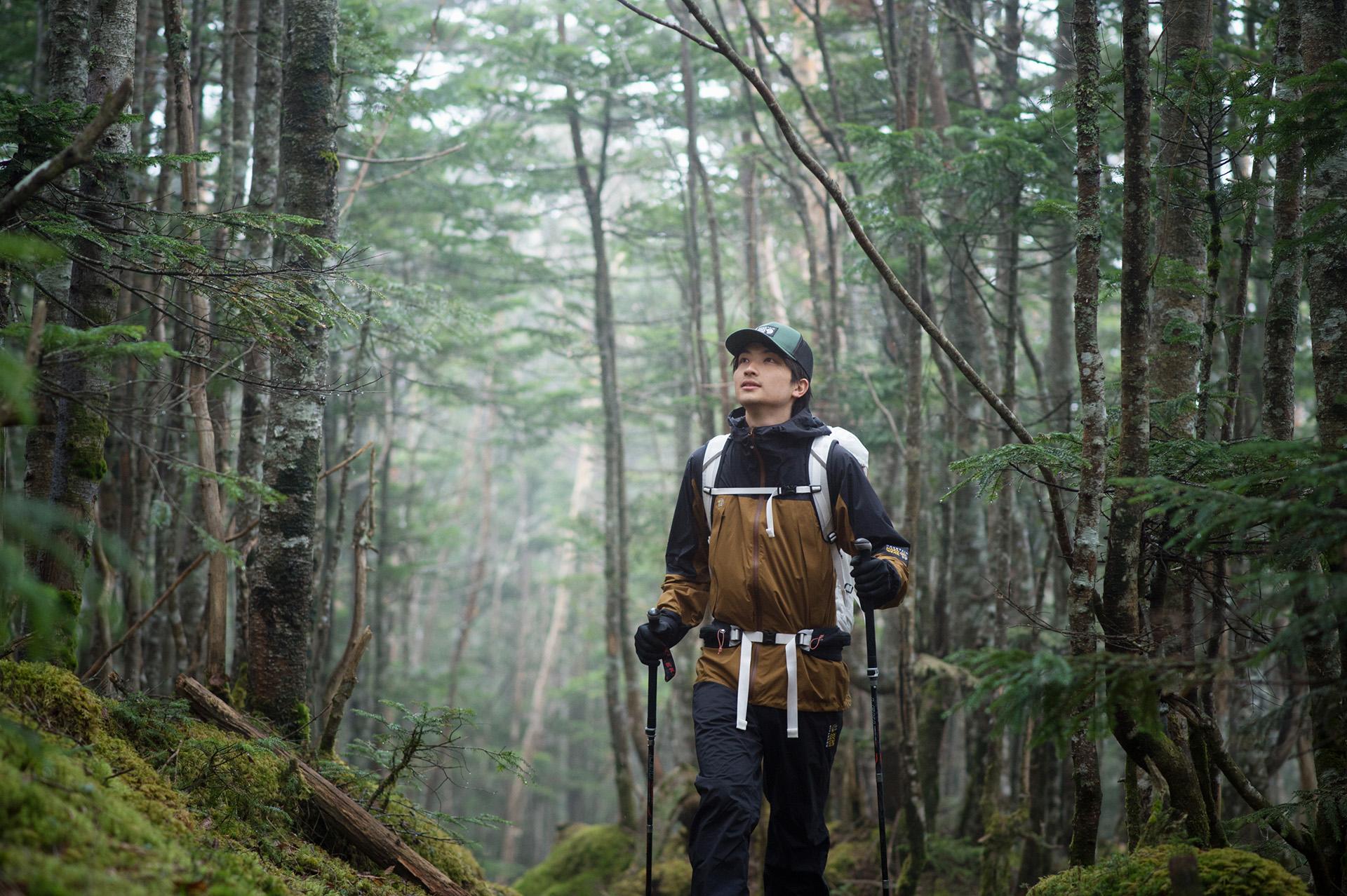 16 エベレストサミッター・伊藤伴が行く。山小屋1泊ハイク in 甲武信ヶ岳