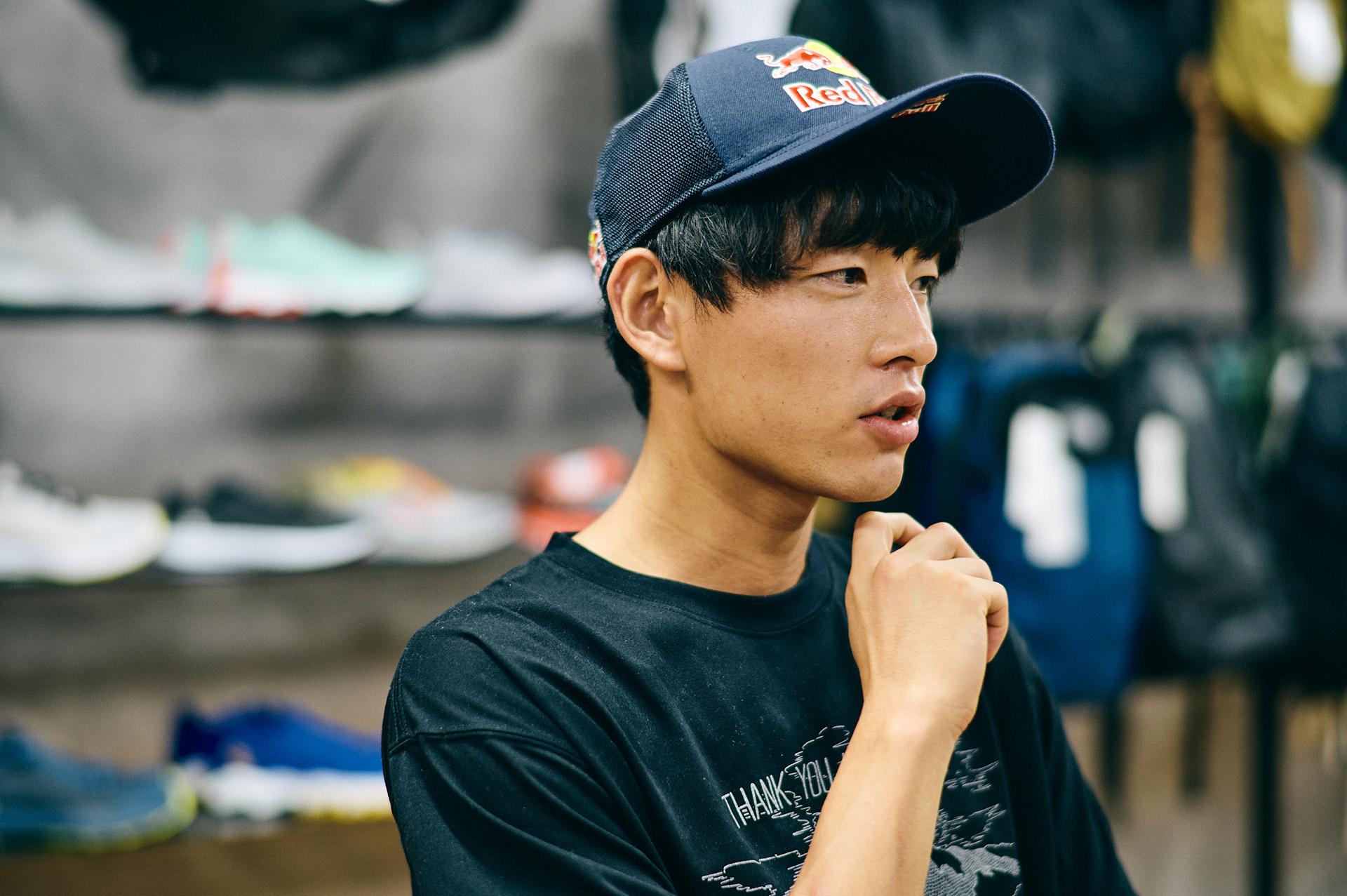 5-4 本当は金メダル3個じゃないと納得できない <br>~ランナー・上田瑠偉の2021シーズン~