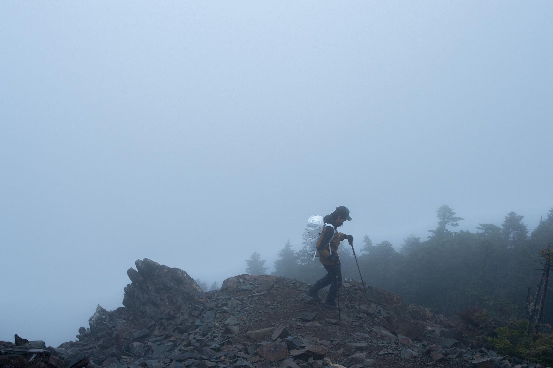 6 エベレストサミッター・伊藤伴が行く。山小屋1泊ハイク in 甲武信ヶ岳