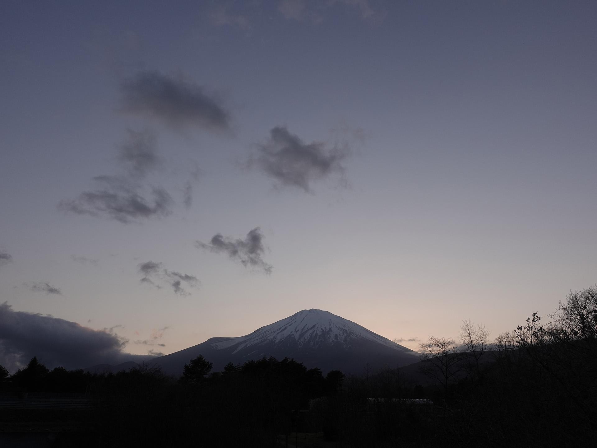 """8-1 富士山ロングトレイル・スルーハイカー第1号へ道のり<br>〜第2回 富士山が見せる姿""""トレイル前半編""""〜"""