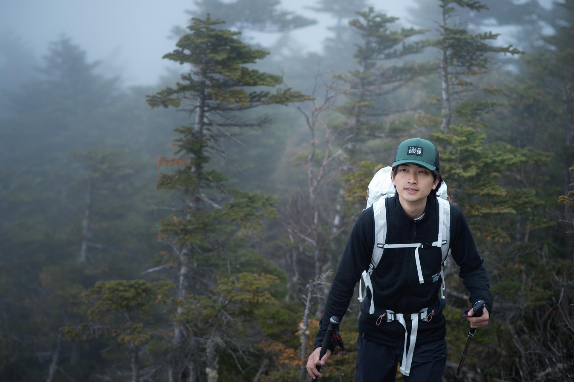 8 エベレストサミッター・伊藤伴が行く。山小屋1泊ハイク in 甲武信ヶ岳